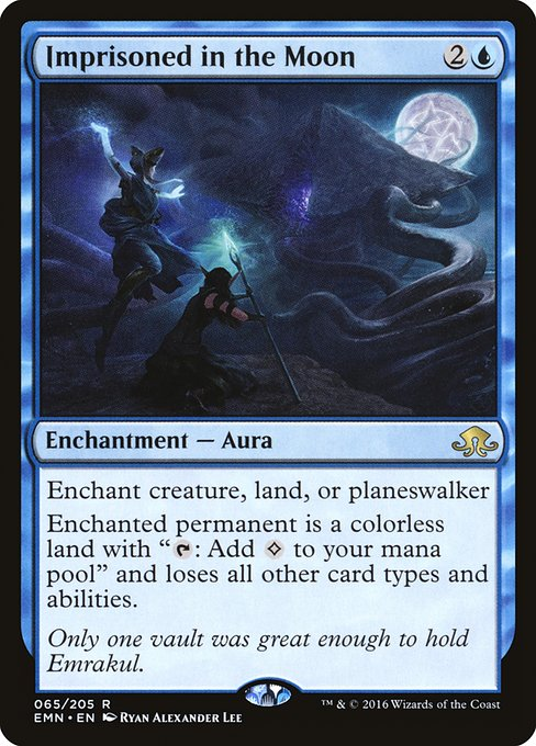 Imprisoned in the Moon (EMN)