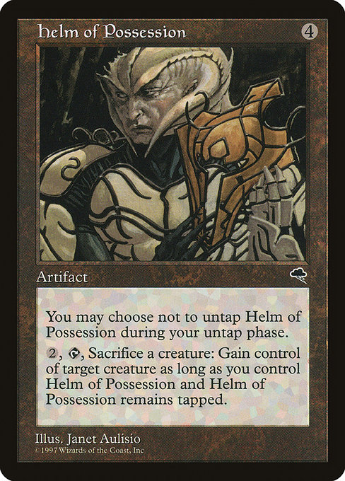 Helm of Possession (TMP)