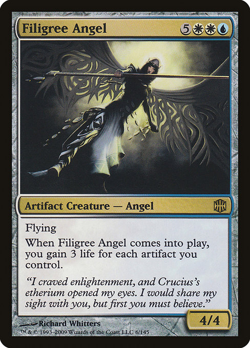 Filigree Angel (ARB)