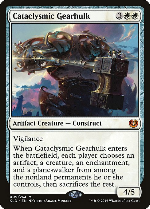 Cataclysmic Gearhulk (KLD)