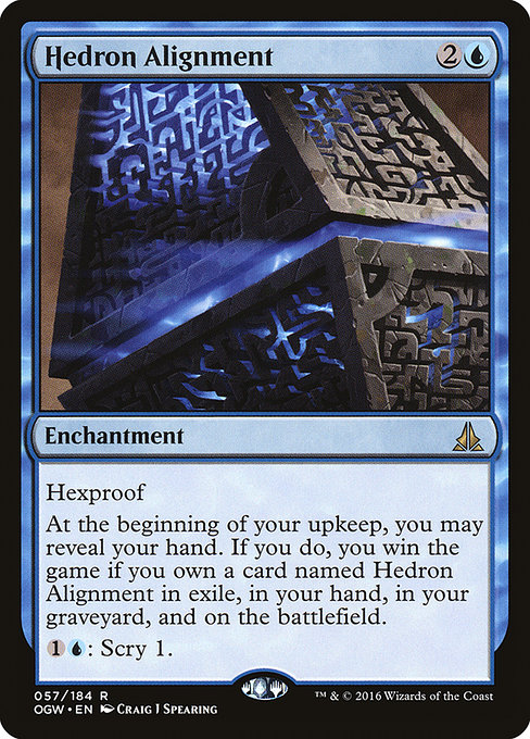 Hedron Alignment (OGW)