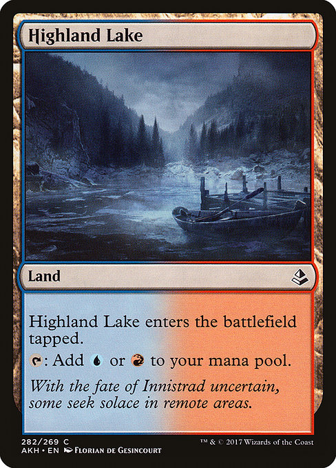 Highland Lake (AKH)