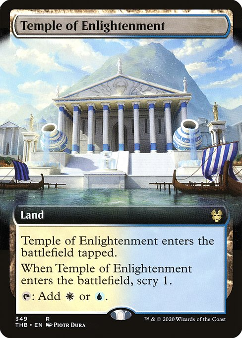 Temple of Enlightenment (THB)