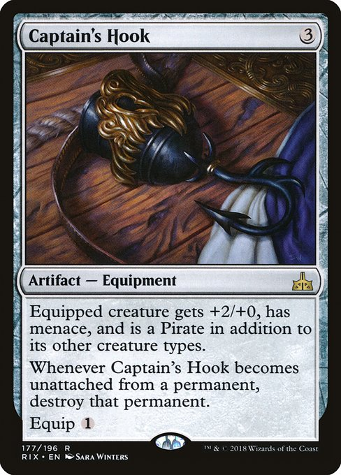 Captain's Hook (RIX)