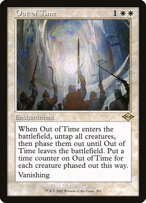 Out of Time (MH2)