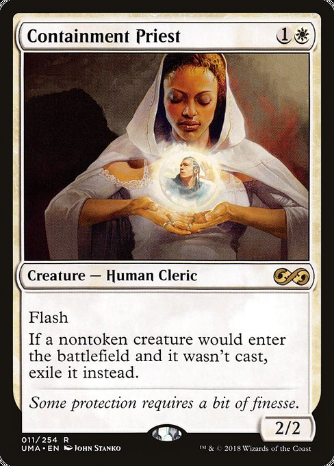 Containment Priest (UMA)