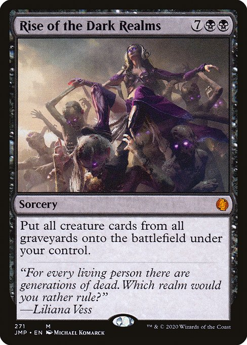 Rise of the Dark Realms