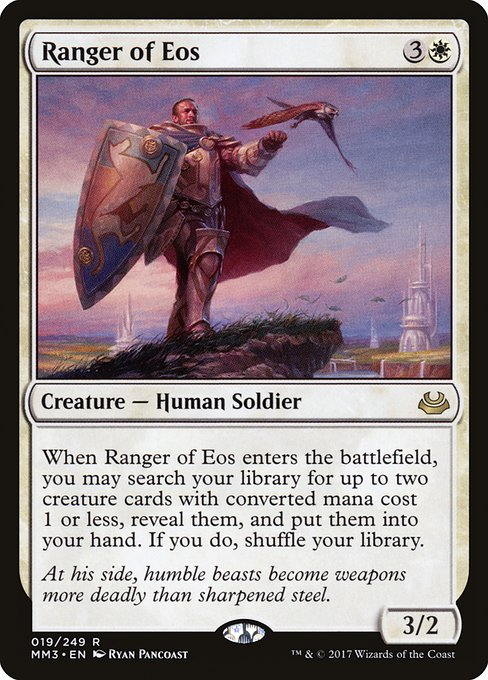 Ranger of Eos (MM3)