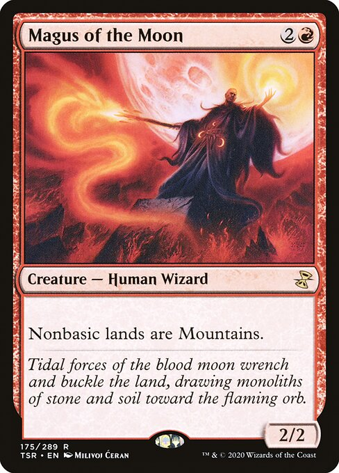 Magus of the Moon (TSR)
