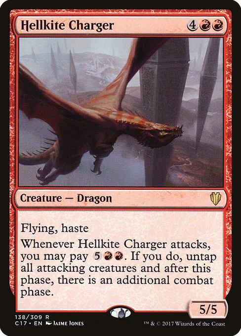 Hellkite Charger (C17)