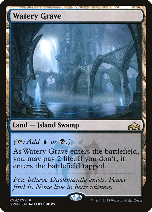 Watery Grave (GRN)