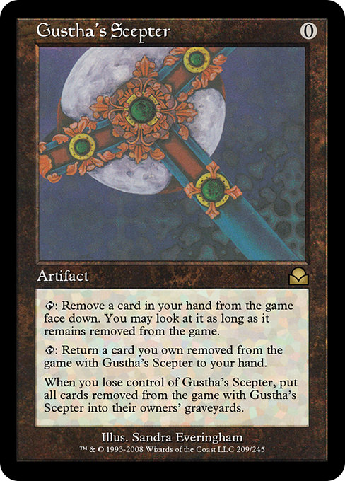 Gustha's Scepter (ME2)