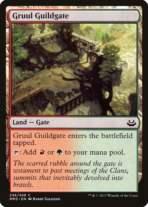 Gruul Guildgate (MM3)