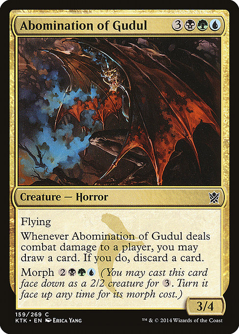 Abomination of Gudul (KTK)