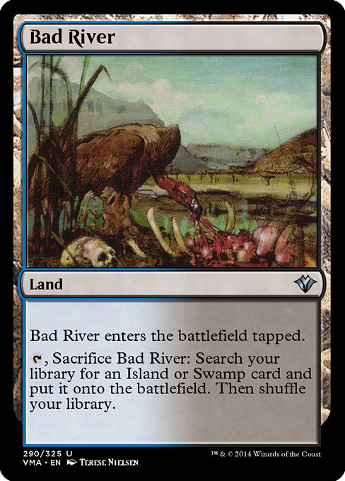 Bad River (VMA)