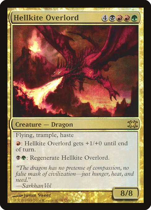 Hellkite Overlord (DRB)