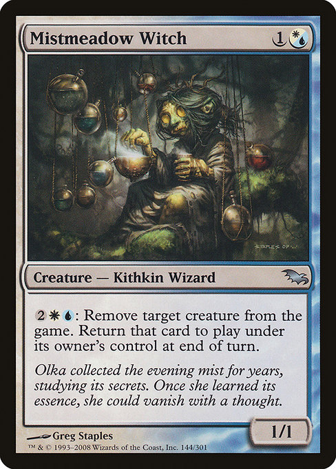 Mistmeadow Witch (SHM)