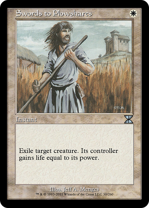 Swords to Plowshares (ME4)