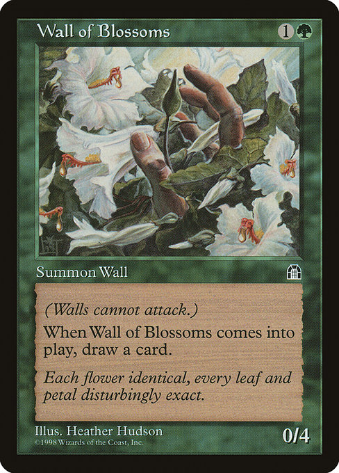 Wall of Blossoms (STH)