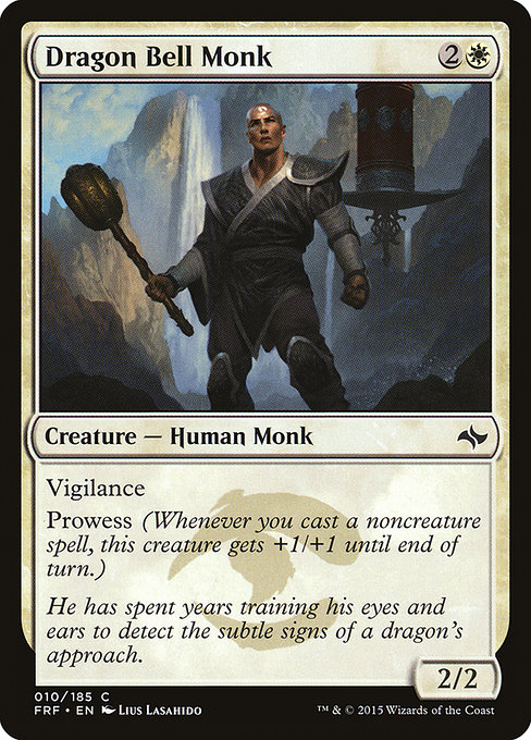 Dragon Bell Monk (FRF)