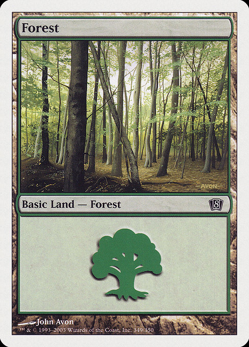 Forest - Eighth Edition