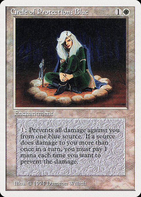 Circle of Protection: Blue (SUM)