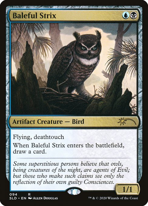Baleful Strix (SLD)