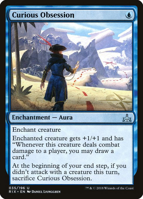 Curious Obsession (RIX)