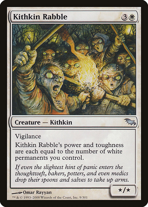 Kithkin Rabble (SHM)