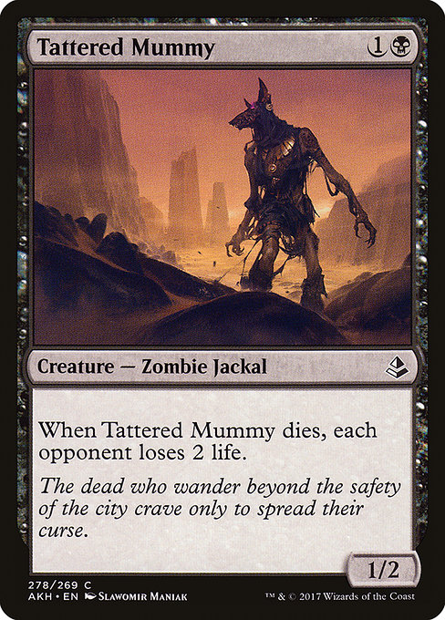 Tattered Mummy (AKH)