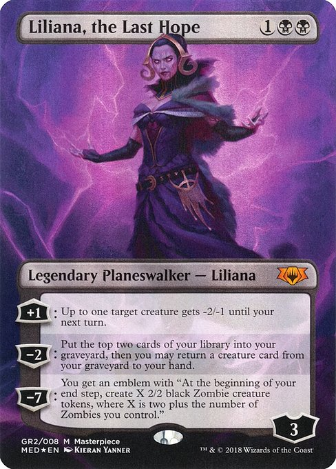 Liliana, the Last Hope (MED)