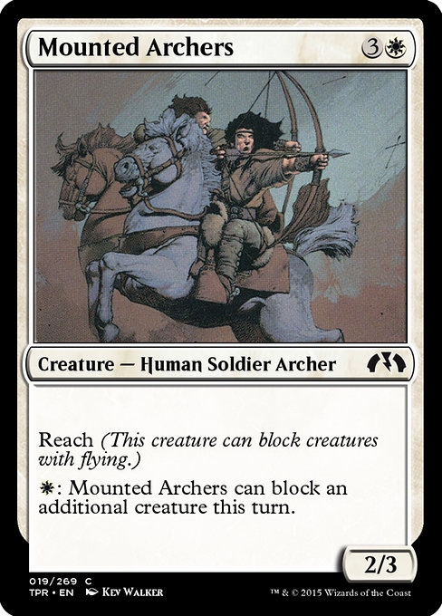 Mounted Archers (TPR)