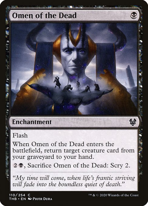 Omen of the Dead (THB)