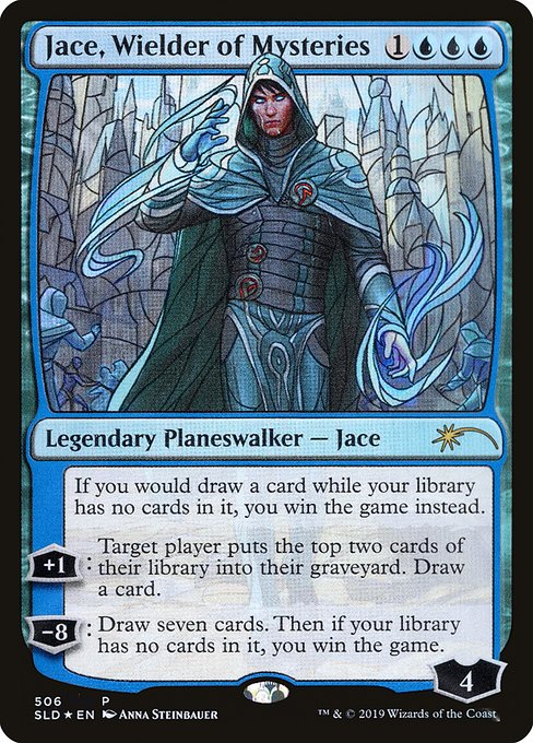 Jace, Wielder of Mysteries (SLD)