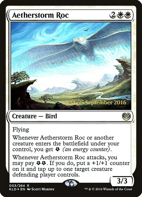 Aetherstorm Roc (PKLD)