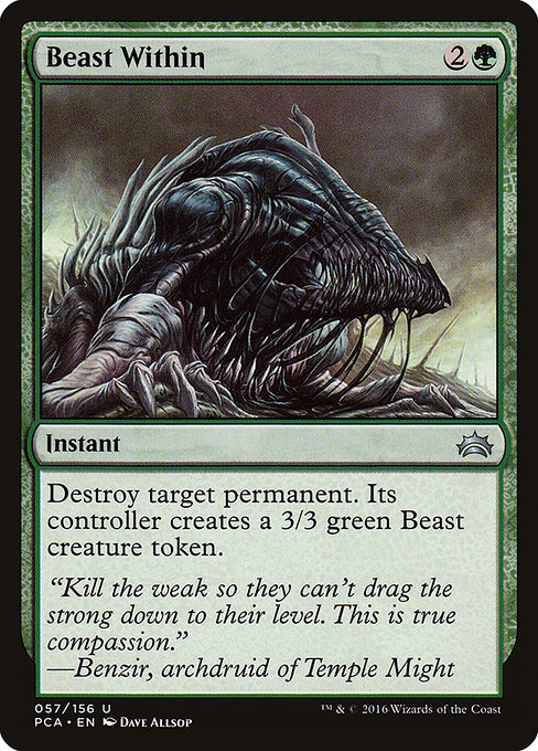Beast Within (PCA)