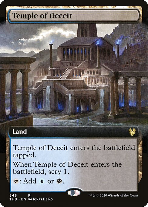 Temple of Deceit (THB)