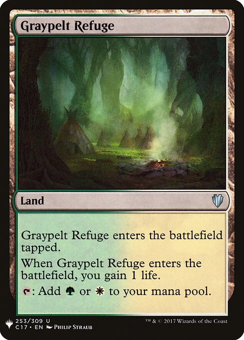Graypelt Refuge (MB1)