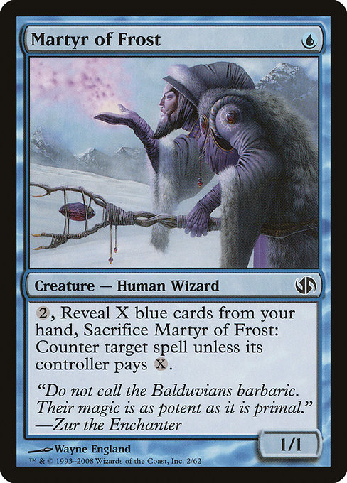 Martyr of Frost (DD2)