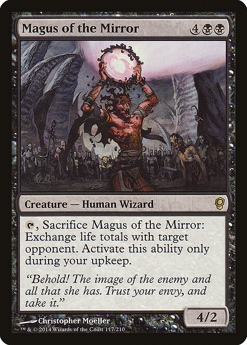 Magus of the Mirror (CNS)