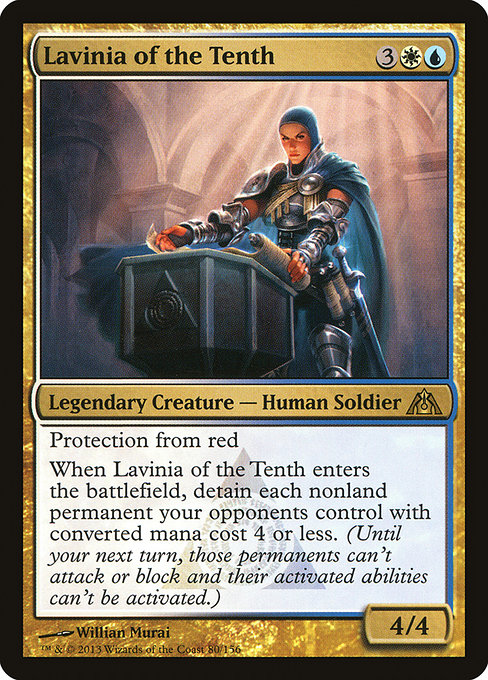 Lavinia of the Tenth (DGM)