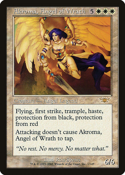 Akroma, Angel of Wrath - Buy MTG Cards
