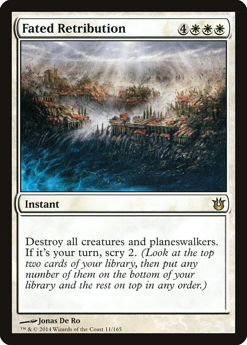 Fated Retribution (BNG)