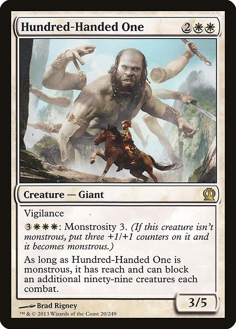 Hundred-Handed One (THS)