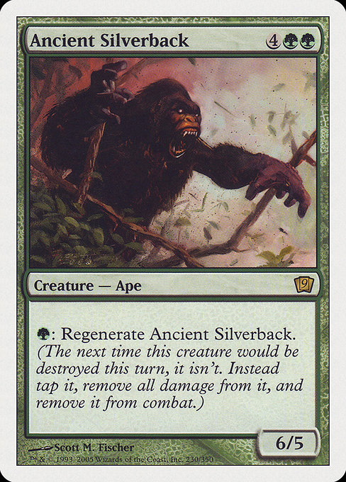Ancient Silverback (9ED)