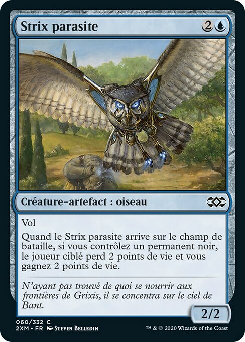 Parasitic Strix (2XM)