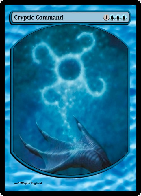 Cryptic Command (PRM)
