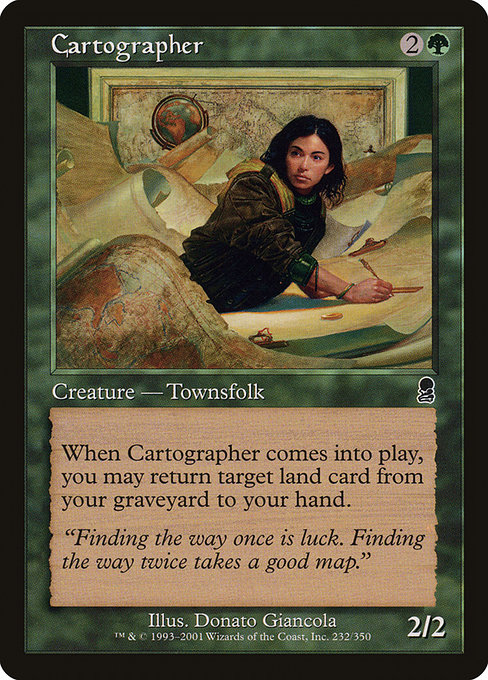 Cartographer (ODY)