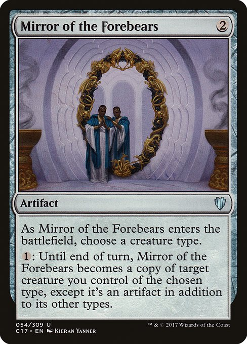 Mirror of the Forebears (C17)