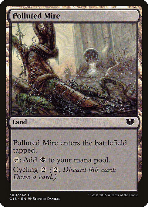 Polluted Mire (C15)